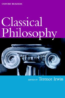 Classical Philosophy By Irwin, Terence (EDT)